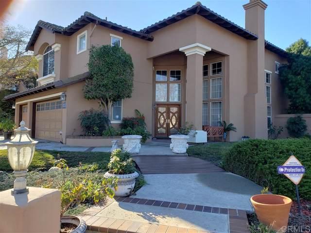1050 Waterville Lake Road, Chula Vista, CA 91915 (#200001790) :: Neuman & Neuman Real Estate Inc.
