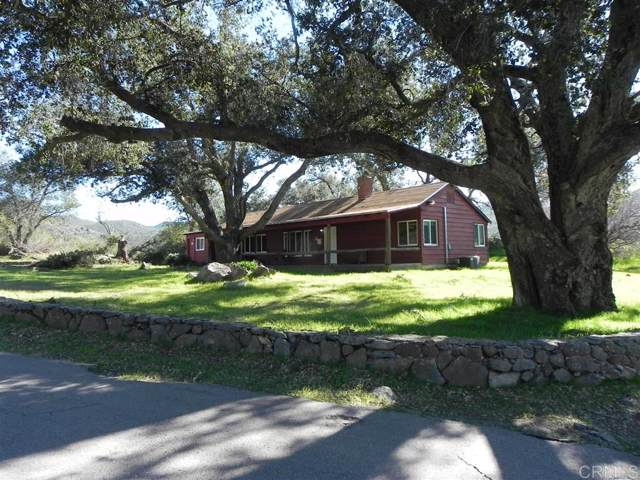 23981 Sherilton Valley Road, Descanso, CA 91916 (#200001808) :: Keller Williams - Triolo Realty Group