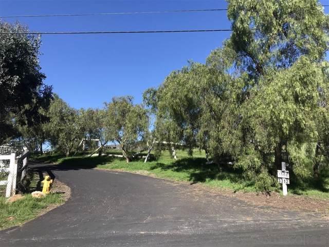 3312 Dove Hollow Rd #0, Encinitas, CA 92024 (#200001858) :: Neuman & Neuman Real Estate Inc.