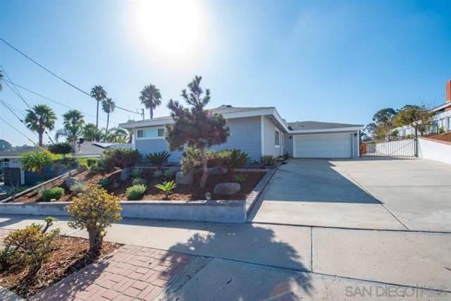 5706 Stadium St, San Diego, CA 92122 (#200001900) :: Coldwell Banker West