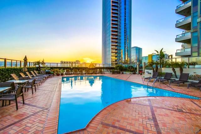 700 W E Street #302, San Diego, CA 92101 (#200001942) :: Be True Real Estate