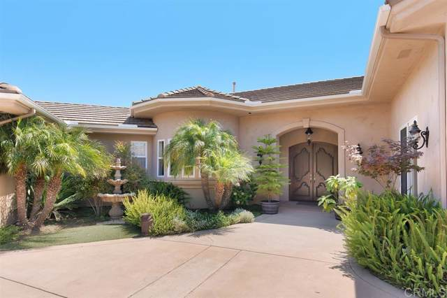 5125 Olive Hill Trl, Bonsall, CA 92003 (#200001984) :: Keller Williams - Triolo Realty Group