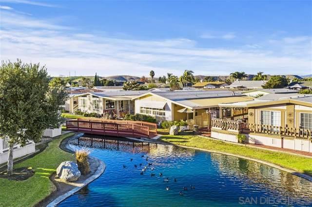 276 N El Camino Real #192, Oceanside, CA 92058 (#200002045) :: Neuman & Neuman Real Estate Inc.