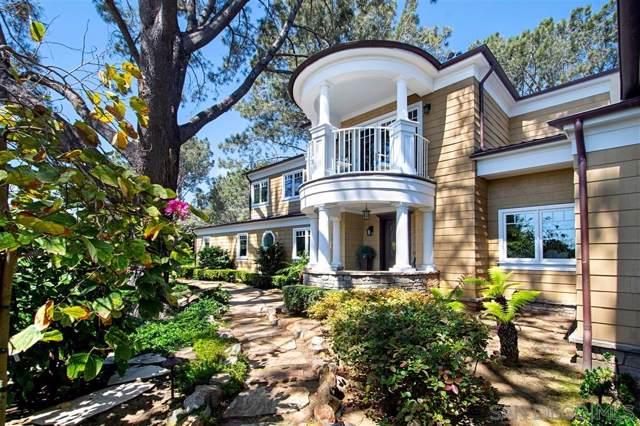 205 Ocean View Avenue, Del Mar, CA 92014 (#200002066) :: Allison James Estates and Homes