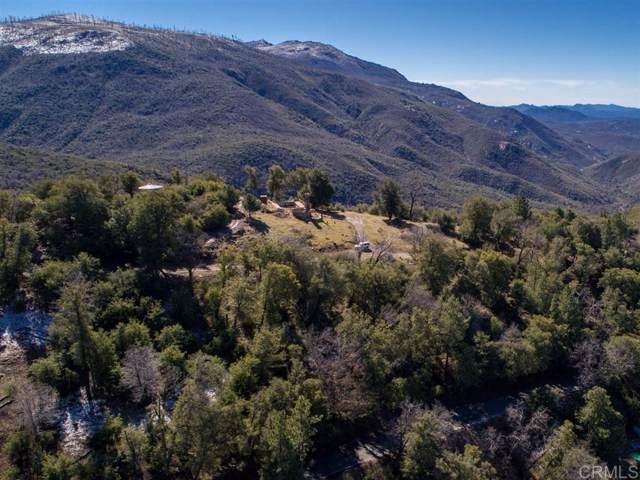 8023 High Hill Rd #0, Julian, CA 92036 (#200002090) :: Allison James Estates and Homes