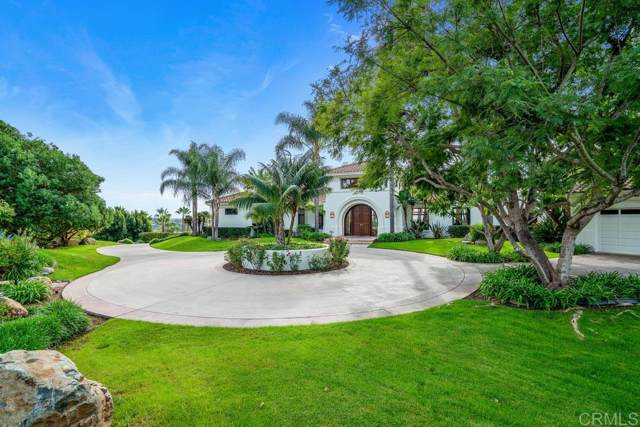 7588 Vista Rancho Court, Rancho Santa Fe, CA 92067 (#200002167) :: COMPASS
