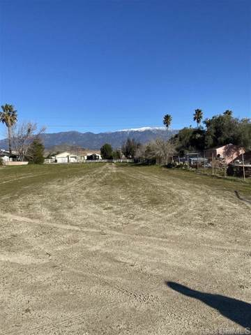 1290 E Wesley St, Banning, CA 92220 (#200002177) :: Keller Williams - Triolo Realty Group