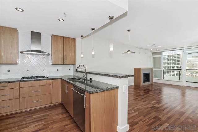 325 7Th Ave #1501, San Diego, CA 92101 (#200002206) :: Pugh-Thompson & Associates