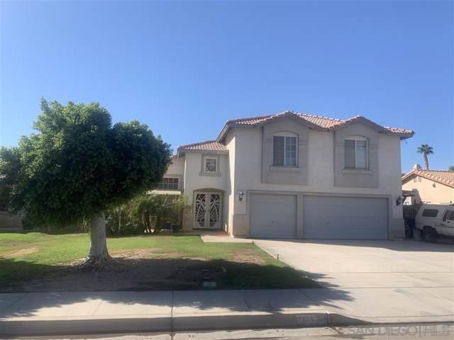 1024 Stevens St, Brawley, CA 92227 (#200002252) :: Keller Williams - Triolo Realty Group