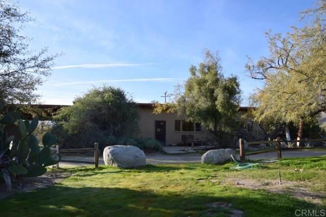 659 Cloudy Moon Drive, Borrego Springs, CA 92004 (#200002346) :: Neuman & Neuman Real Estate Inc.