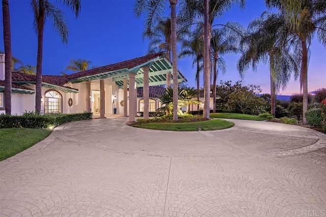 18056 Via Roswitha, Rancho Santa Fe, CA 92067 (#200002378) :: Keller Williams - Triolo Realty Group