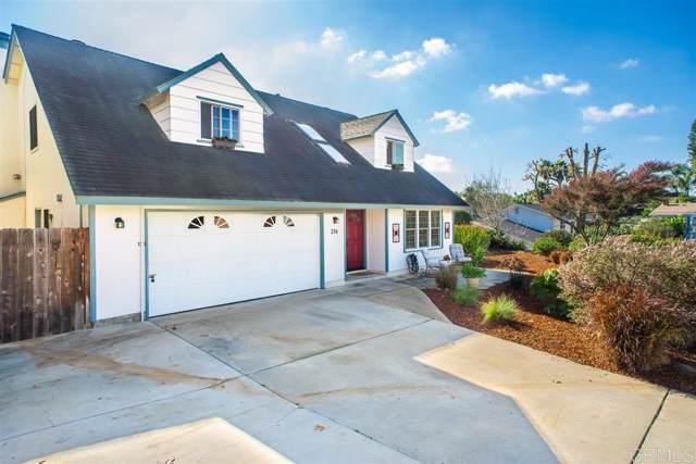 256 Blockton Rd, Vista, CA 92083 (#200002388) :: Neuman & Neuman Real Estate Inc.