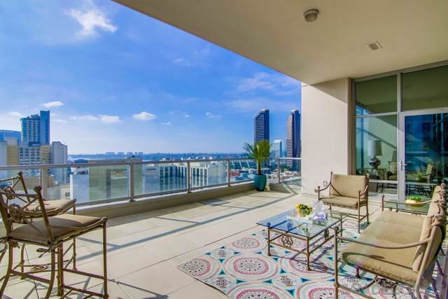 575 6th Ave #1403, San Diego, CA 92101 (#200002426) :: Compass