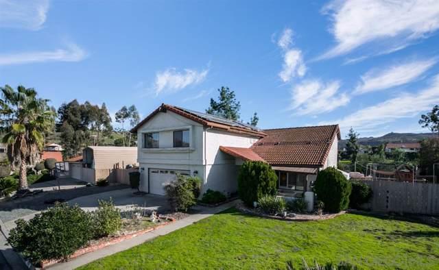 14223 Jennings Vista Ct, Lakeside, CA 92040 (#200002428) :: Neuman & Neuman Real Estate Inc.