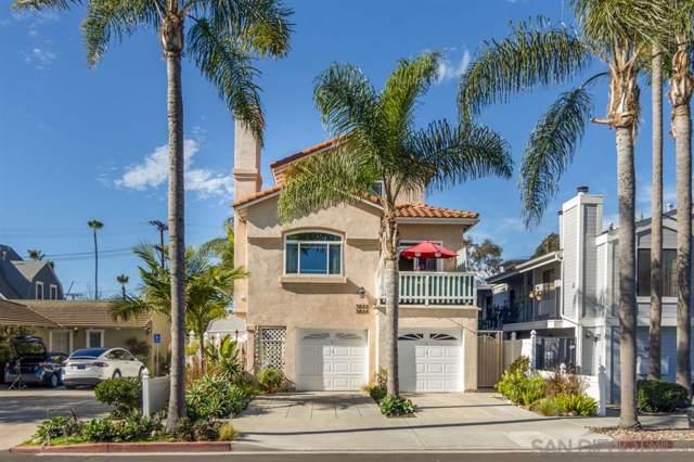 3822 Front St #1, San Diego, CA 92103 (#200002439) :: Neuman & Neuman Real Estate Inc.