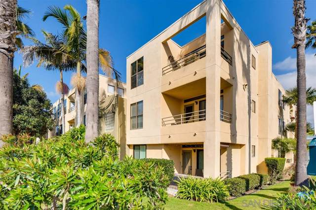 4402 Mentone St #107, San Diego, CA 92107 (#200002454) :: Whissel Realty