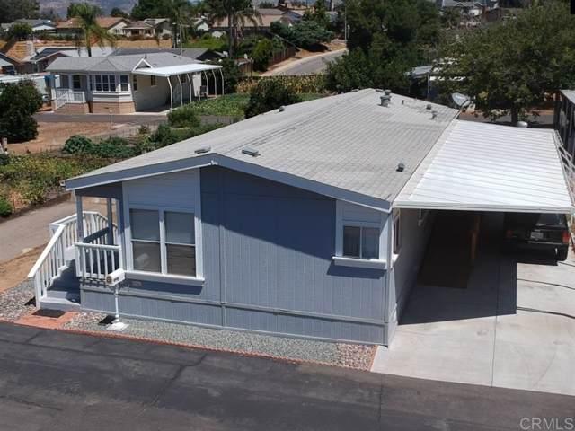 8557 Rancho Canada Street #32, El Cajon, CA 92021 (#200002471) :: Allison James Estates and Homes