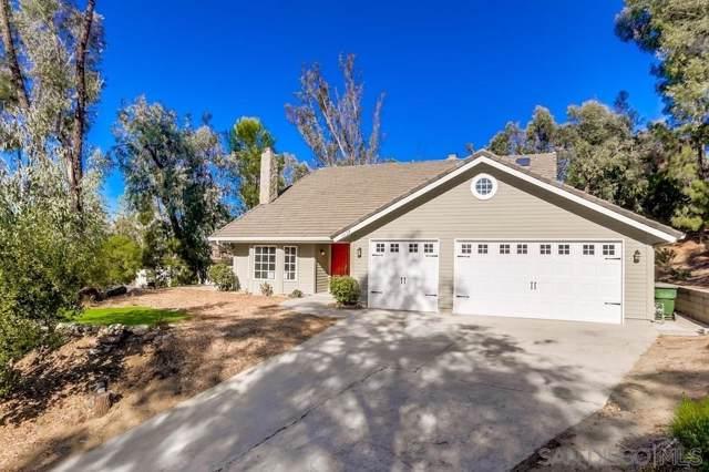 1338 Scenic Drive, Escondido, CA 92029 (#200002508) :: Neuman & Neuman Real Estate Inc.