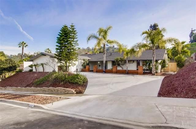 9439 La Suvida Dr, La Mesa, CA 91942 (#200002517) :: Neuman & Neuman Real Estate Inc.