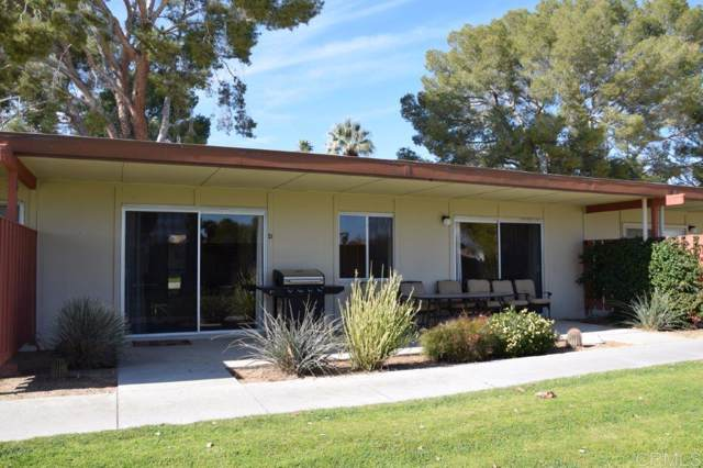 3139 Club Circle East #51, Borrego Springs, CA 92004 (#200002519) :: Neuman & Neuman Real Estate Inc.