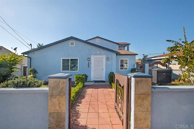 1260 Georgia Street, Imperial Beach, CA 91932 (#200002528) :: The Yarbrough Group