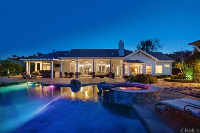 982 River Oaks Ln, Fallbrook, CA 92028 (#200002529) :: Whissel Realty