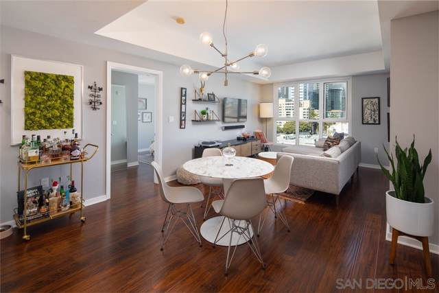 875 G St #702, San Diego, CA 92101 (#200002557) :: Dannecker & Associates