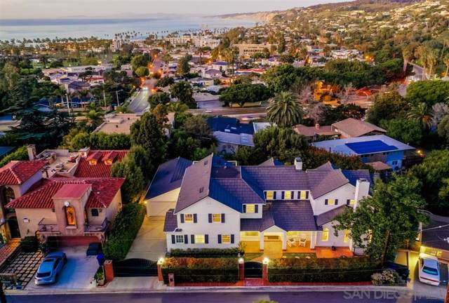 3 E Roseland Dr., La Jolla, CA 92037 (#200002588) :: Cane Real Estate