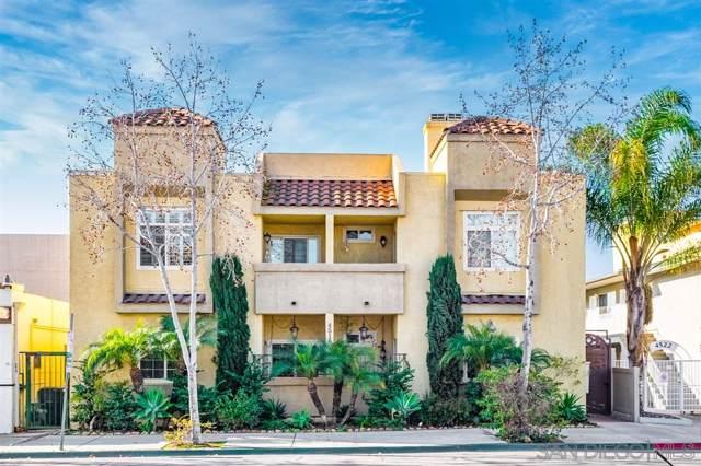 4516 Park Blvd #2, San Diego, CA 92116 (#200002619) :: Whissel Realty