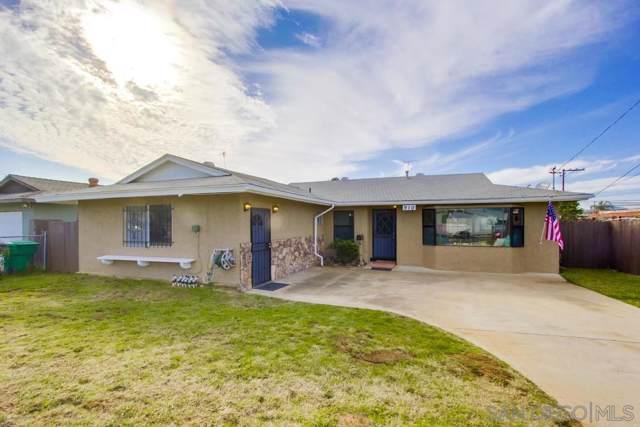 910 S Lincoln Avenue, El Cajon, CA 92020 (#200002620) :: Neuman & Neuman Real Estate Inc.