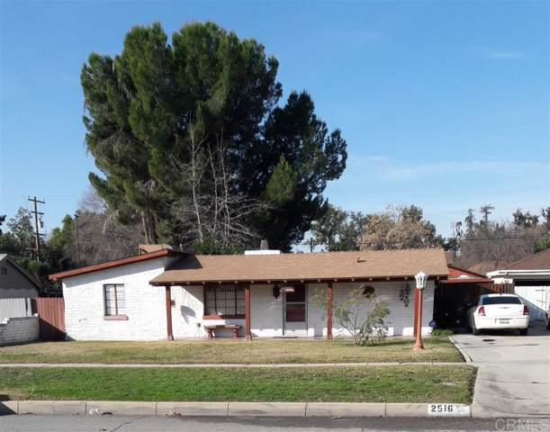 2516 Valencia Avenue, San Bernardino, CA 92404 (#200002649) :: Allison James Estates and Homes