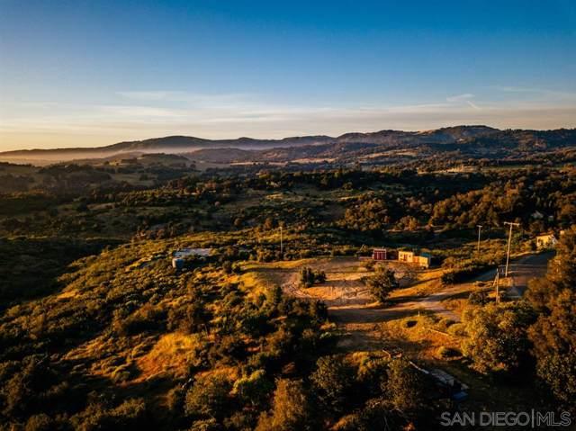 4028 Eagle Peak Road #14, Julian, CA 92036 (#200002655) :: Whissel Realty
