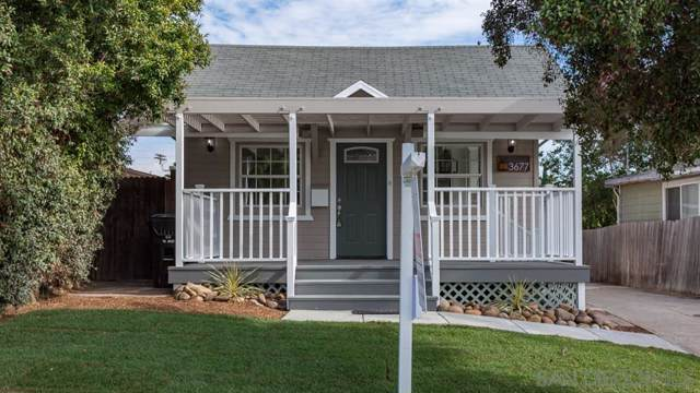 3677 Florida St, San Diego, CA 92104 (#200002693) :: Whissel Realty
