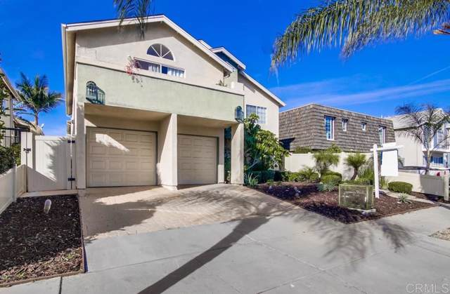 4470 48th Street #4, San Diego, CA 92115 (#200002701) :: Coldwell Banker West