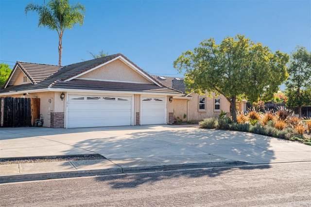 1717 La Valhalla Pl, El Cajon, CA 92019 (#200002713) :: Neuman & Neuman Real Estate Inc.