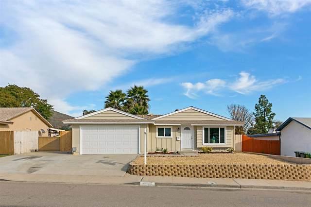 10365 Woodrose Ave, Santee, CA 92071 (#200002733) :: Allison James Estates and Homes