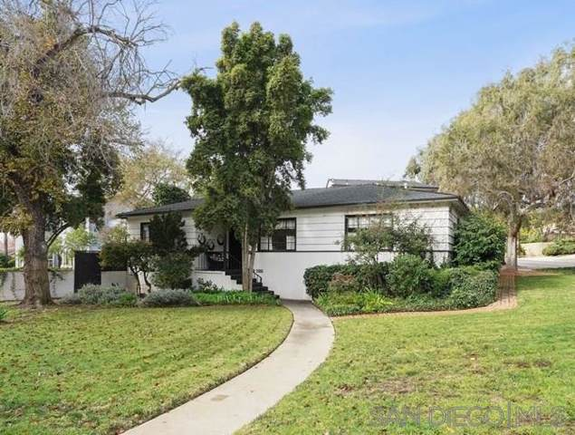 4890 Academy St, San Diego, CA 92109 (#200002738) :: Whissel Realty