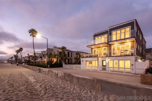 2763 Ocean Front Walk, San Diego, CA 92109 (#200002751) :: Keller Williams - Triolo Realty Group