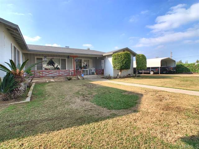 136 N 3RD, El Cajon, CA 92019 (#200002783) :: Neuman & Neuman Real Estate Inc.