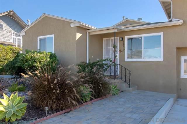 1879 Venice Street, San Diego, CA 92107 (#200002847) :: Neuman & Neuman Real Estate Inc.