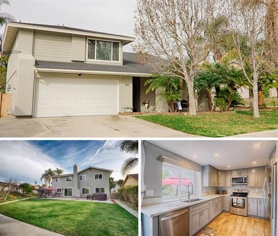 3551 Normount Rd, Oceanside, CA 92056 (#200002851) :: Keller Williams - Triolo Realty Group