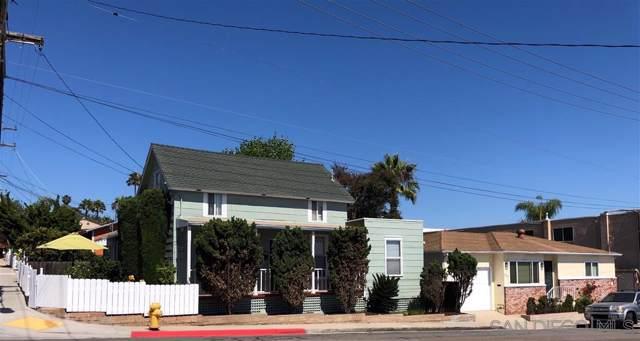 1245 Colusa St, San Diego, CA 92110 (#200002856) :: Neuman & Neuman Real Estate Inc.