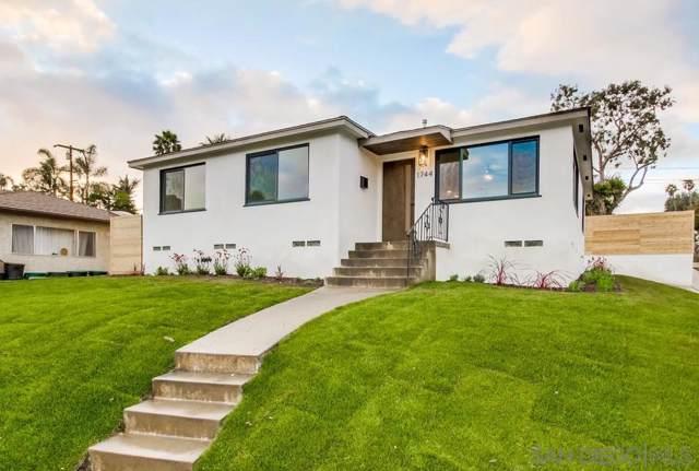 1744 Catalina Blvd, San Diego, CA 92107 (#200002872) :: Dannecker & Associates