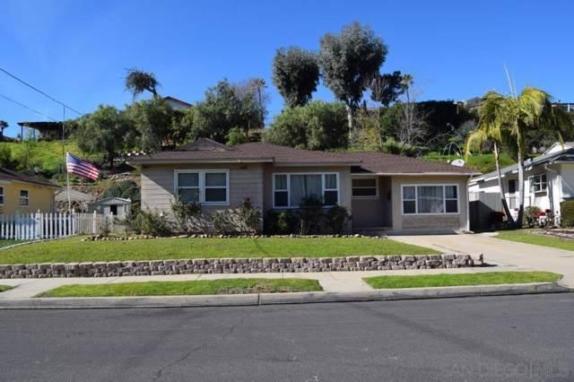 6140 Sarita Street, La Mesa, CA 91942 (#200002874) :: San Diego Area Homes for Sale