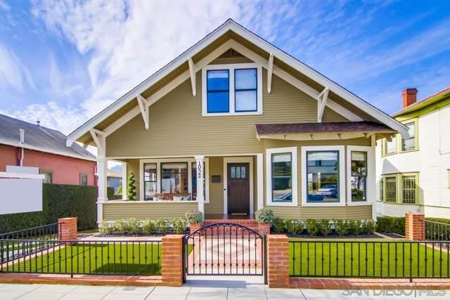 1032 21st Street, San Diego, CA 92102 (#200002877) :: San Diego Area Homes for Sale