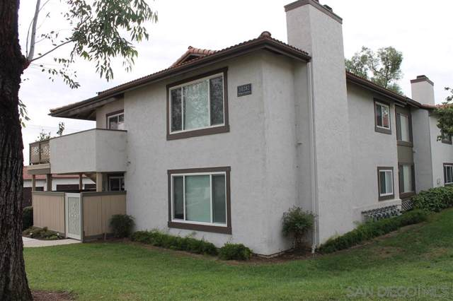 9840 Shirley Gardens Dr #8, Santee, CA 92071 (#200002906) :: Whissel Realty