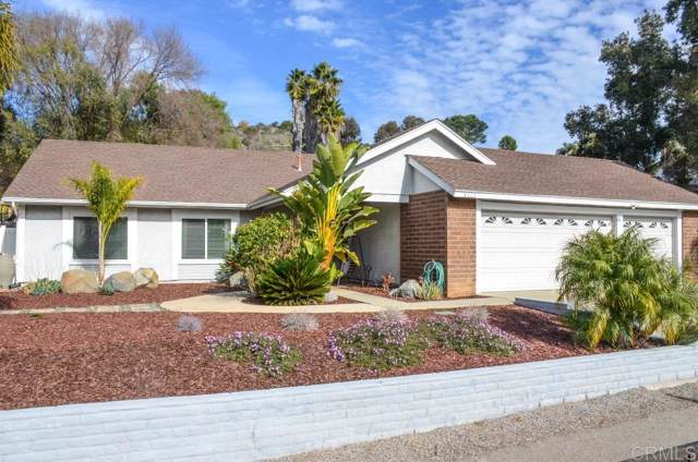 9121 Northcote Rd, Santee, CA 92071 (#200002914) :: Whissel Realty