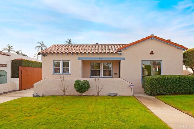 4119 Hilldale Rd, San Diego, CA 92116 (#200002916) :: Whissel Realty