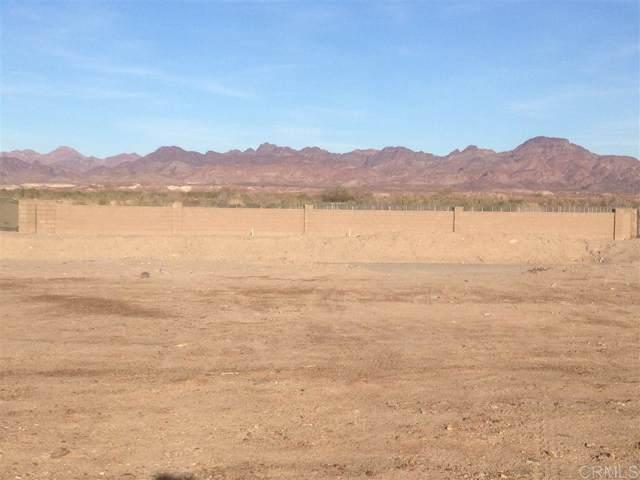2685 Rio Vista Way #12, Palo Verde, CA 92266 (#200002958) :: Keller Williams - Triolo Realty Group