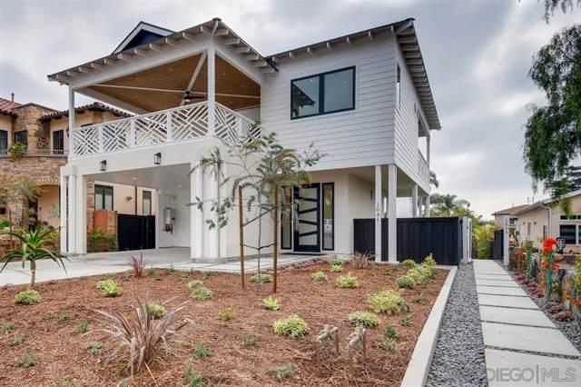 1041 Van Nuys, San Diego, CA 92109 (#200002975) :: Allison James Estates and Homes